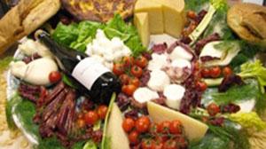 Национальные блюда и напитки Италии, т.н. la cucina.